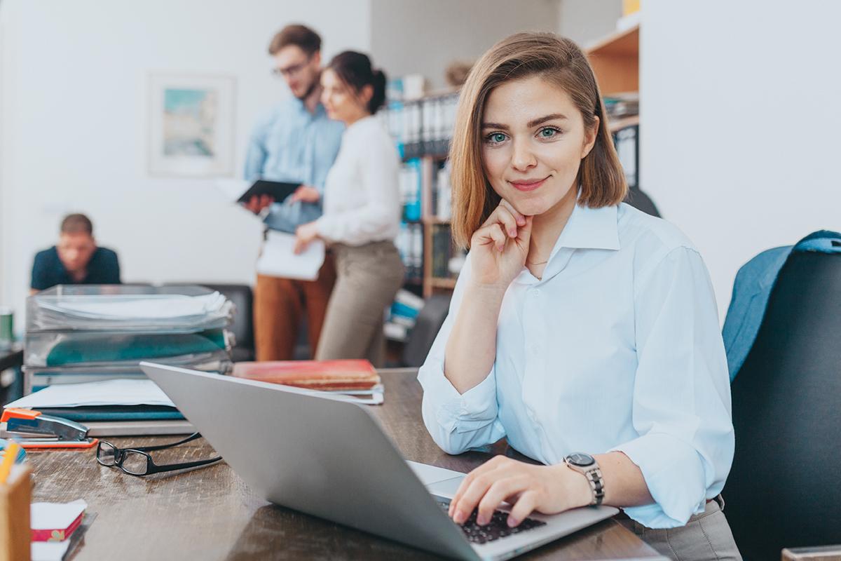 Kaufmann/-Frau - Büromanagement